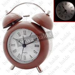 Exclusive Fashionable Analog Gift Table Wall Desk Self Clock Watch with Alarm-91