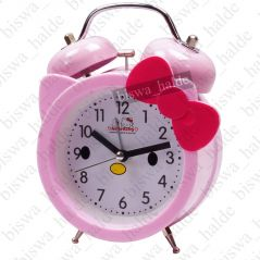 Exclusive Fashionable Analog Gift Table Wall Desk Self Clock Watch with Alarm-98