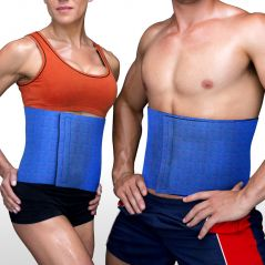 Sports Yechun Waist Trimmer Tummy Gym Slim Belt Slimming Support Weight Loss Belt