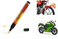 Spidy Moto Auto Smart Coat Paint Scratch Repair Remover Touch Up Pen for Bajaj Ninja 650R