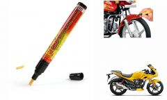 Spidy Moto Auto Smart Coat Paint Scratch Repair Remover Touch Up Pen for Hero Karizma R 2014