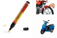 Spidy Moto Auto Smart Coat Paint Scratch Repair Remover Touch Up Pen for Hero Motocorp MAESTRO