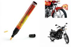 Spidy Moto Auto Smart Coat Paint Scratch Repair Remover Touch Up Pen for Royal Enfield CRUISER THUNDERBIRD 500