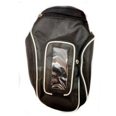 Spidy Moto Motorcycle Tank Bag, Universal Waterproof with Strong Magnetic Gas Oil Fuel Tank Bag