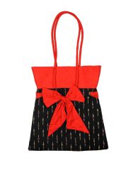 Snoby Block printed Cotton Tote SBY1116060107
