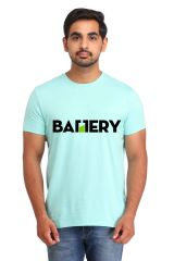 Snoby Battery print t-shirt (SBY17470)
