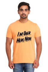 Snoby I'm over here now print t-shirt (SBY17543)