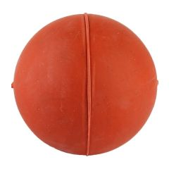 Pet Supplies - Snoby Hard Rubber  Red ball (SBYSC24)