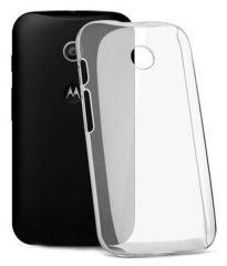 Snoby Rubber Back Cover for Motorola moto E2 (2nd gen) (SETM_106)