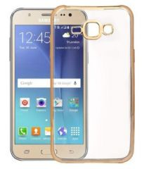 Snoby Silicon Back Cover for Samsung Galaxy Grand i9082 (Transparent) (SETM_259)