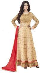 Fashionuma Designer Bridal Georgette Anarkali Salwar Suit F114