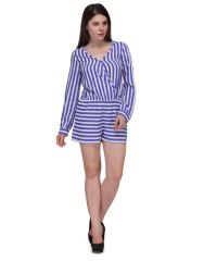 Sportelle Usa India Crepe Paly Suit_7195_
