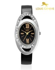 Louis Geneve Round Womens Watch_Lg-Lw-Black-09