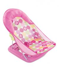 Bather - Deluxe Baby Bather With Adjustable Backrest (Gift Item)