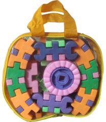 Blocks Toy Set for Kids Educational & Imaginative Block Set of 50 Pcs