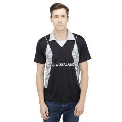 T10 Sports Microfiber Multicolor Newzeland Fan Jersey T Shirt For Men - (Code -8907173036008_p)