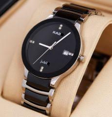 Mens' Watches   Round Dial   Metal Belt   Analog - Branded Mens Watch - BMW 3