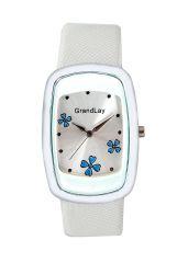 GRANDLAY GL-1008 BLUE PERT ANALOG WATCH FOR WOMEN