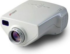 Projectors - Zvision HD LED Projector 10-100 Inch TV DVD PC With SD USB AV In VGA Hdmi Port