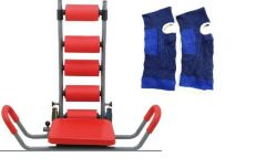 Rocket Twister Gym Machine Abdominal Abs Exercise Equipment Fitness