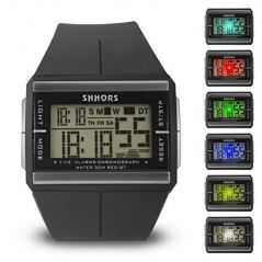 LED Watch Digital watch for mens