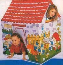 Cottage Tent House For Children - Inflatable Toys