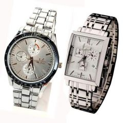 Men's Watches   Analog   Other - 2 Trendy Watches For Men