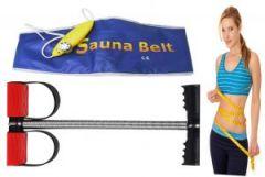 Improved Tummy Trimmer Sauna Belt