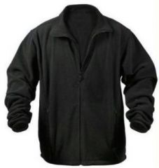 Gents Ultra Soft Polar Fleece Jacket Thermal Winter Wear Jersey - Men Assorted