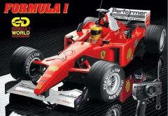 Scale Emulation Of Formula 1 Car - Big Size