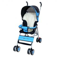 Harry & Honey Baby Pram 88 Blue