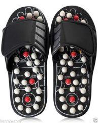 Accu Paduka Foot Massager Acupressure Massage Slippers Leg Foot Massager Un