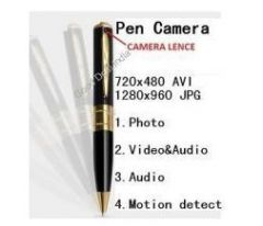 Spy Pen Camera Expandable Upto 16GB