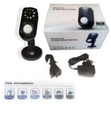 Wireless Alarm Monitoring GSM Based For Home Security / Anti Theft Monitor