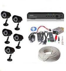 Buy Hikvision 32 Channel Dvr Ds-7232hvi-sh With Hdmi Port And Remote
