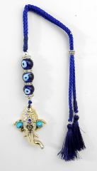 Jaz's EVIL EYE-Buri Nazar-Buri Drishti-Pendant Home Wall /Car Hanging-Accident Protection