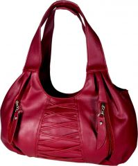 ALL DAY 365 Shoulder Bag  (MAROON)