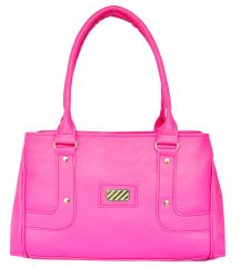 ALL DAY 365 SHOULDER BAG FOR WOMEN PINK COLOR(CODE-HBD22)