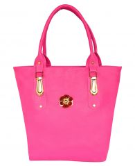 ALL DAY 365 LADIES SHOULDER BAG PINK (CODE-HBD74)