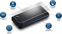 Feomy Bionic Shield Tempered Glass Screen Protector For Moto -e