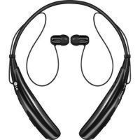 Lg Electronics - LG Tone Hbs-730 Wireless Bluetooth Stereo Headset Black