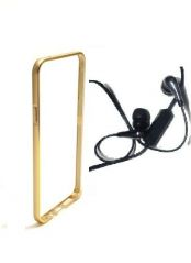Maxlive Bumper For Apple iPhone 5g With Earphone