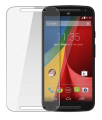 Tos Tempered Glass Screen Protector For Motorola Moto G2