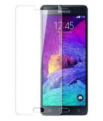 Rudra Traders Tempered Glass Scratchless Screen Protector For Samsung Galaxy Note 4 (product Code - Rudr.158)