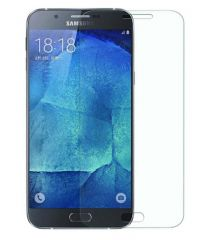 Fts Tempered Glass For Samsung Galaxy A8 (code - Tg196)