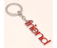 Sanaa Creations Combo Of Friend Shape Pendant Either Use As Keychain/Pendant-(Product Code-1KP23)
