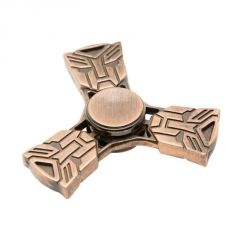 Emob Transformer Autobots Turbo Speed Metal Fidget Hand Spinner With Stainless Steel Bearing - B
