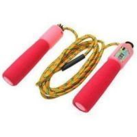 Skipping Jump Rope Exercise With Auto Meter