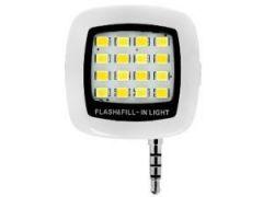 Totu Portable 16 LED Selfie Flash Fill Flash Light