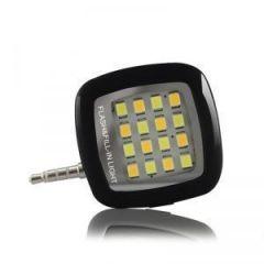 Dr. Drey Portable 16 LED Selfie Flash Fill Flash Light For Samsung IPhone Smartphone